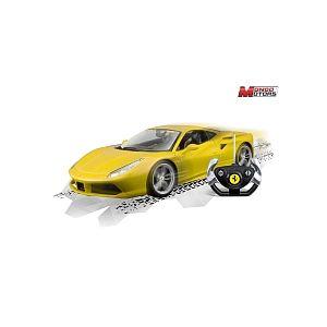 Mondo Ferrari 488 GTB Jaune radiocommandée