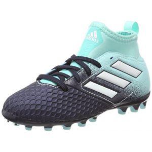 more photos 98f09 b5eea Adidas Ace 17.3 AG, Chaussures de Football Mixte Enfant, Bleu (Energy Aqua