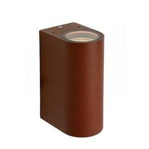 Lucide Applique extérieure BOOGY marron