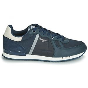 Pepe Jeans Baskets basses TINKER ZERO 19 bleu - Taille 40,41,42,43,44,45