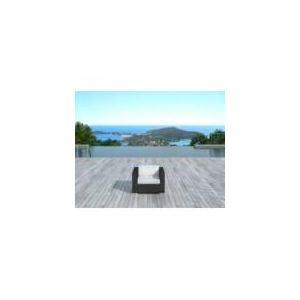 Delorm Design SD8201 - Fauteuil de jardin en résine tressée