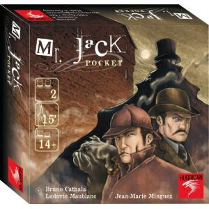 Asmodée Mr. Jack Pocket