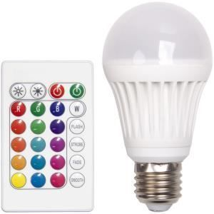XQ-Lite Ampoule LED RGB E27 3W