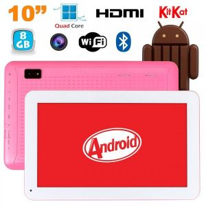 """Yonis Tablette tactile 10.1"""" 8 Go sous Android KitKat"""