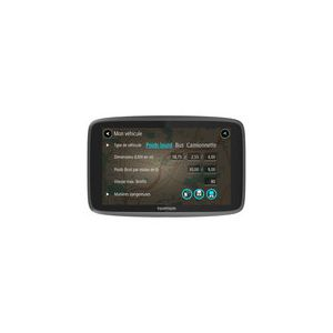 TomTom Go Professional 6250 - GPS auto