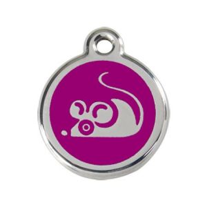 RedDingo Médaille personnalisable motif Souris