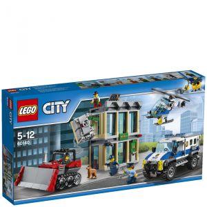 Lego 60140 - City : Le cambriolage de la banque