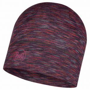 Buff Bonnet Multi Stripes Grey Merino by bonnet de ski