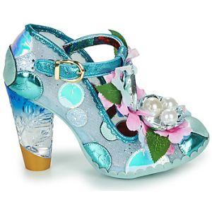 Irregular Choice Chaussures escarpins SEAFOAM QUEEN - Couleur 36,37,38,39,40,41,42,43 - Taille Bleu