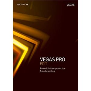 Vegas Pro 16 [Windows]
