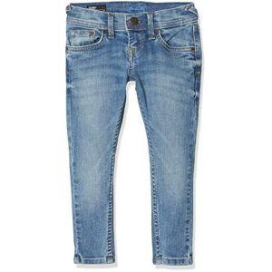Pepe Jeans FINLY Jeans Garçon Bleu (Light Used Denim Mj7) (Taille fabricant:8)