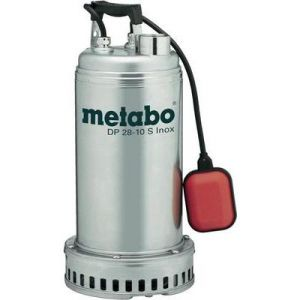 Metabo DP 28-10 S Inox - Pompe de drainage 1850W