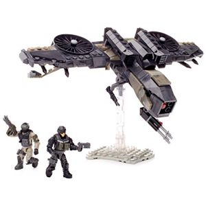 Mega Bloks DKX54 - Drone chasseur Call of Duty