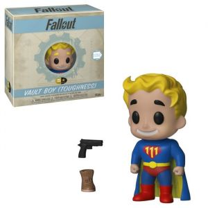 Funko Fallout - 5 Star Vinyl Figure 8 Cm - Toughness Vault Boy [Figurine]