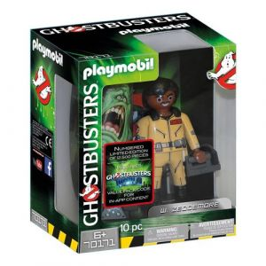 Playmobil Ghostbusters 70171 Edition Collector W. Zeddemore