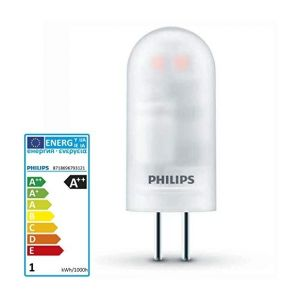Philips LED avec culot à broches 12V 0,9W (remplace 10W) G4