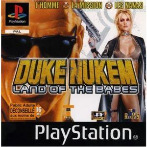 Duke Nukem : Land of the Babes [PSone]