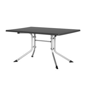 Kettler Kettalux plus - Table de jardin rectangulaire pliable 140 x 95 x 74 cm
