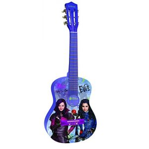 Image de Lexibook Guitare acoustique en bois The Descendants