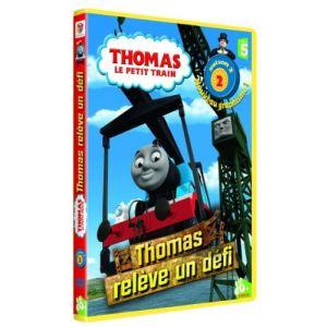Thomas le petit train  - Saison 2, Volume 2 : Thomas relève un défi !
