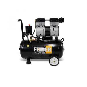 Feider Compresseur 24 litres 800 watts FC24LS
