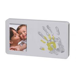 Baby Art Modern Duo Paint Print Frame - Cadre photo avec empreinte