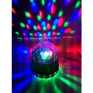 Ibiza Light RVB 51 LED - Double effet de lumière à LED