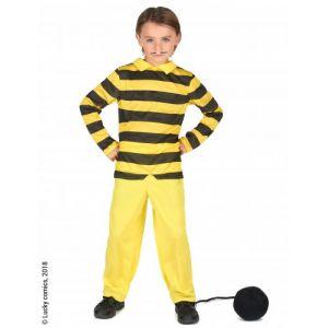 Déguisement Dalton enfant - Lucky Luke 7 - 9 ans (M)