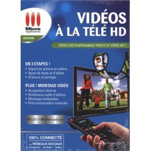 Vidéos à la Télé HD [Windows]