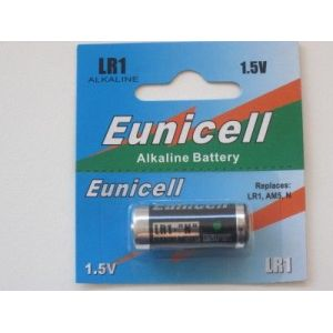 Eunicell Pile LR1 Alcaline 1.5V