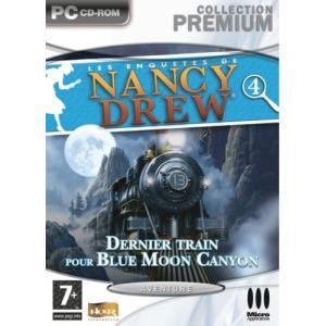 Les Enquêtes de Nancy Drew : Dernier Train pour Blue Moon Canyon [PC]