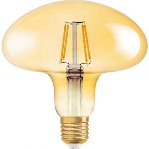 Osram Vintage 1906 LED E27 Mushroom 4.5W 825 Dorée | Substitut 40W