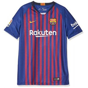 Nike Maillot football Breathe Stadium FC Barcelone Domicile 18/19 Enfant