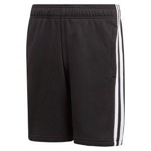 Adidas Short Essentials 3-Stripes Knit Noir - Noir - Taille 164 cm