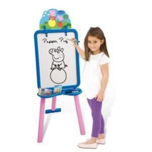 Canal Toys Tableau double face Peppa Pig