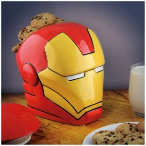 Paladone Boîte à cookies Iron Man Marvel Comics