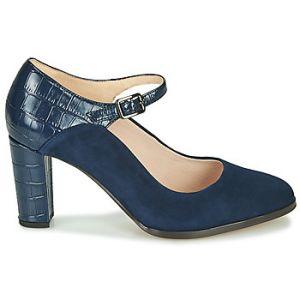 Clarks Kaylin Alba, Escarpins Femme, Bleu