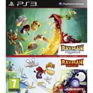 Rayman Legends + Rayman Origins [PS3]