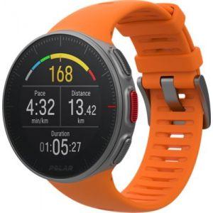 Polar Montre sport GPS Vantage V orange