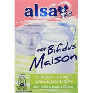 Alsa Ferments lactiques : Mon Bifidus maison