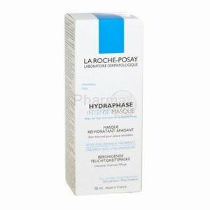 La Roche-Posay Hydraphase Intense Masque - Masque réhydratant apaisant