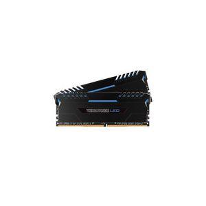 Corsair Vengeance LED Series 16 Go (2x 8 Go) DDR4 3000 MHz CL16 - Bleu