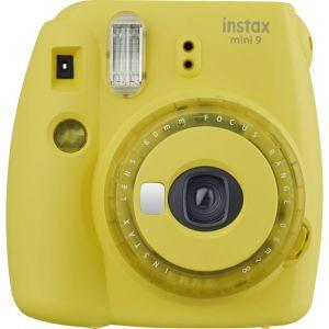 Fujifilm Appareil photo Instantané Instax Mini 9 Jaune