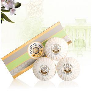 Roger & Gallet Amande Persane - Savon parfumé - 3 x 100 g