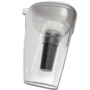Wpro Carafe démineralisante Activ Steam Water  1 filtre