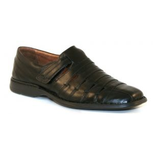 Josef Seibel Schuhfabrik Gmbh 33200 43 600, Sandales homme - Noir (Schwarz 600), 43 EU