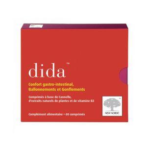 New Nordic Dida 60 comprimés
