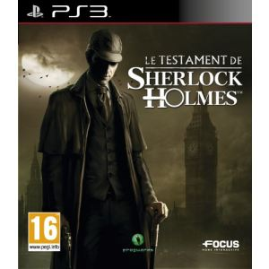 Sherlock Holmes : Le Testament de Sherlock Holmes [PS3]