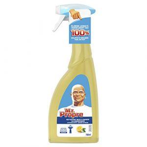 Mr. Propre Spray nettoyant multi usages citron
