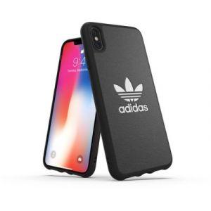 Adidas Coque Originals iPhone Xs Max Noir / Blanc - BASIC FW18